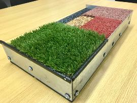 synthetic grass pitch